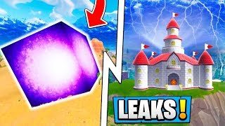 "*NEW* Fortnite ""Crazy Castle"" LOCATION LEAKED! HUGE Season 6 MAP UPDATE in Fortnite!"