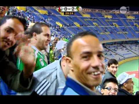 Algeria 2-0 Central African Republic