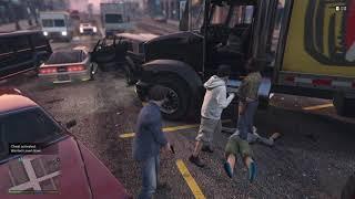 GTA V Funny Moments #6
