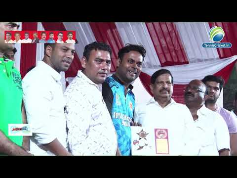 PRIZE CEREMONY    Navi Mumbai Cricket Premier league 2018   Nerul    Final Day