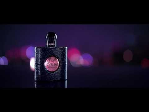 Yves Saint Laurent BLACK OPIUM TV ad