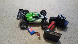 RC Moment WLtoys A959-B Vortex After Run Thoughts
