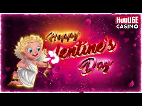 💏Huuuge Casino Valentines Day Gameplay💘