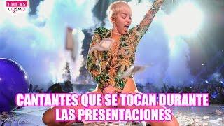 CANTANTES que se TOCAN DURANTE las PRESENTACIONES thumbnail