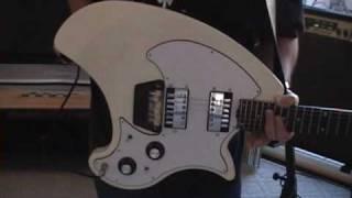 1973 Ovation Breadwinner Guitar Review Scott Grove