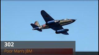 World of Warplanes | 302 | Poor Man's J8M | Premium | Tier VII | Fighter