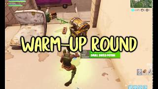 PLAYGROUND FREE FOR ALL (Fortnite) w/ Andy, Gedd, & Mik