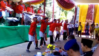 Lomba juara 1 tingkat kecamatan (MBODY JOYO)