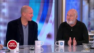 Woody Harrelson, Rob Reiner On What Trump Could Learn From Lyndon B. Johnson | The View