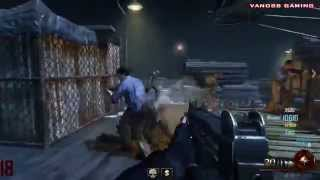 black ops 2 mob of the dead funny moments trolling nogla building the plane zombies gameplay