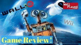 Wall-E Nintendo Wii Game Review