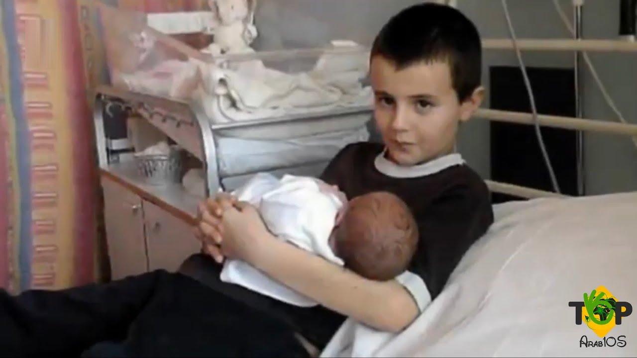 الفتي الذي أصبح أصغر أب في العالم. أنظر كيف أصبح بعد مرور 11 عامًا