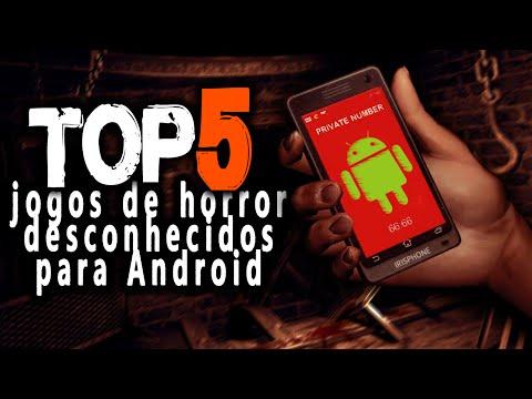 TOP 5 | Jogos de Survival Horror Desconhecidos para Android!