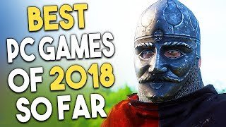 Top 10 BEST PC Games of 2018 So FAR!