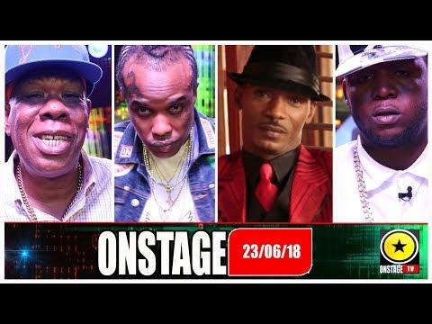 Tommy Lee, Sanchez, Teejay, Buru Banton - Onstage June 23 2018 (Full Show)