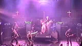 King Diamond The Trial (Chambre Ardente) Live California 1996