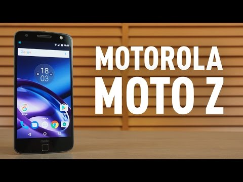Lenovo Moto Z akıllı modüler telefon incelemesi