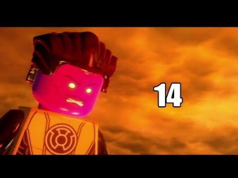 Lego batman 3 beyond Gotham Part 14  