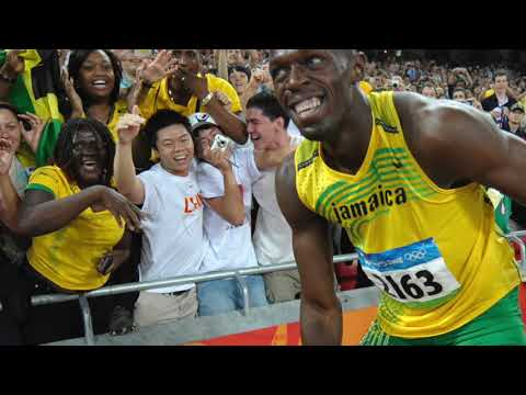 Usain Bolt sprinted to gold 10 years ago in Beijing