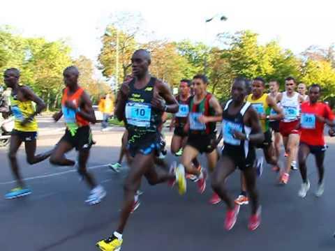 20 kilometres de Paris - Tete de course