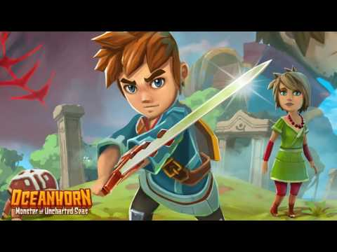 Oceanhorn ™ coming to Android -  2016