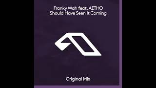 Franky Wah feat. Aetho - Should Have Seen It Coming (Extended Mix)