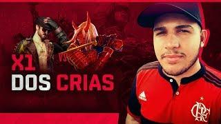 🔴 FREE FIRE AO VIVO - X1 DOS CRIAS COM INSCRITOS !!! NOVA INCUBADORA DO SAMURAI - #700K