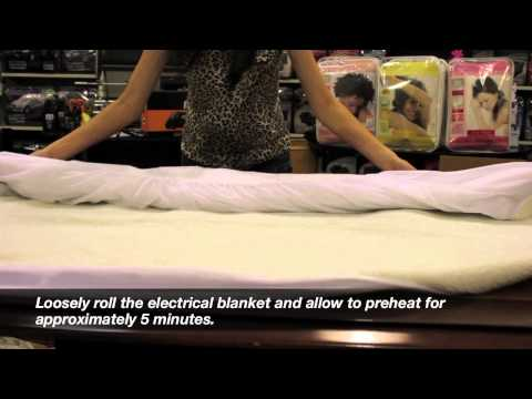 Fully Fitted Electric Blanket Testing