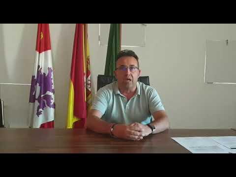 Llamamiento del alcalde de Pedrajas en Valladolid ante el brote de coronavirus