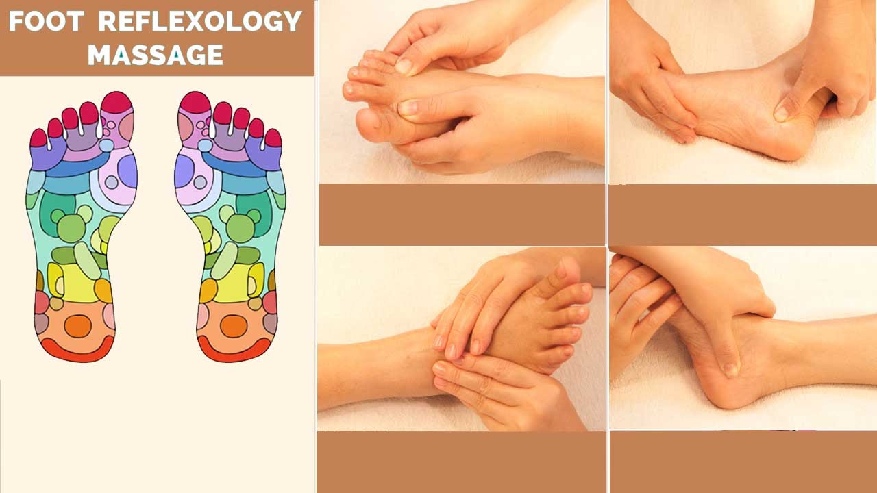 How to Give a Reflexology Massage