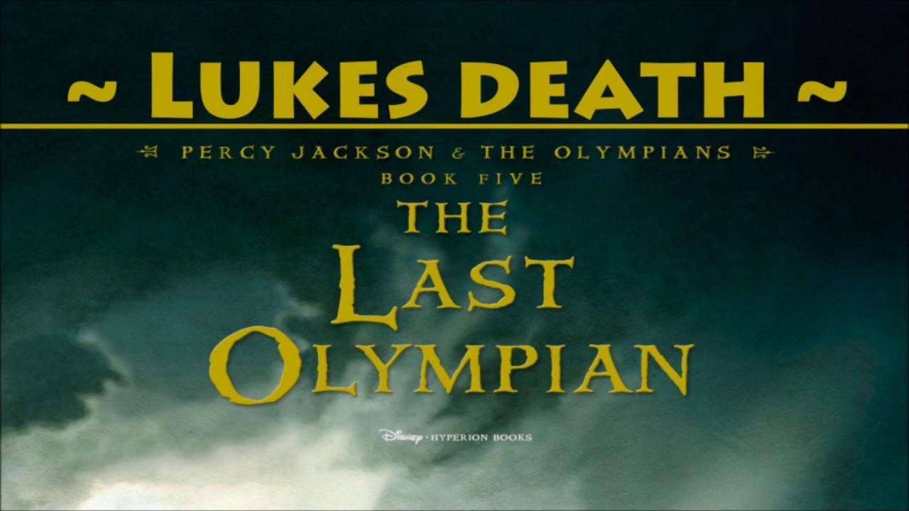 Book last percy the jackson olympian
