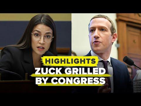 Zuckerberg takes a