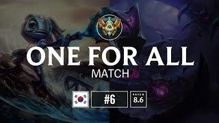 One For All Match: Fizz vs Kai'Sa