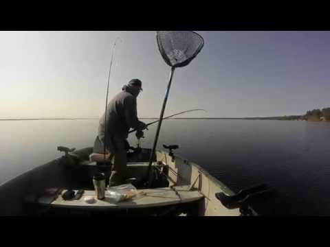 Fishing Sebago Lake #2