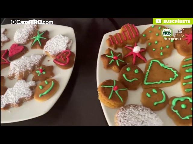 Galletas navideñas caseras para compartir en familia