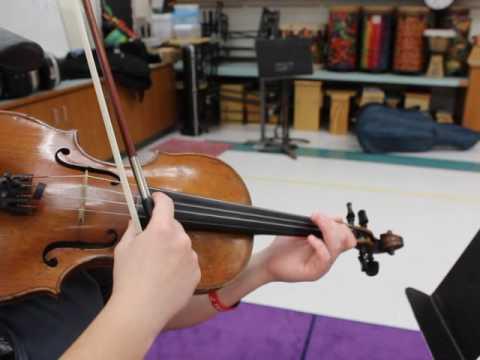 Dragonhunter- Violin 2