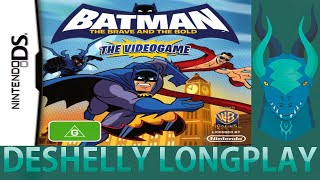 (L:70) Batman - The Brave and the Bold DS Longplay