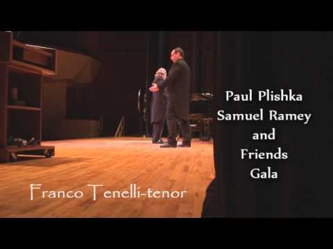 Paul Plishka Samuel Ramey And Friends Opera Gala-Di Quella Pira-Franco Tenelli