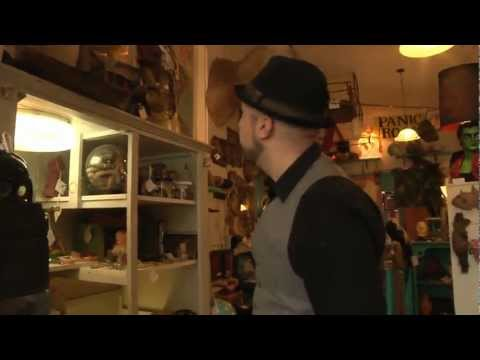 Mr. Automatic: A look inside the world of Steampunk Chicago