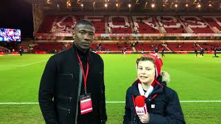 Nottingham Forest v Reading | Reds Rally Agaisnt Royals For A Point! *INCLUDES GUY MOUSSI INTERVIEW*