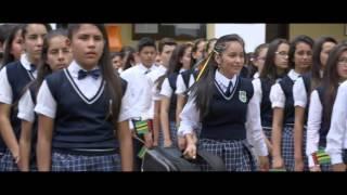 Nueva Versión del Himno de Santander 2015