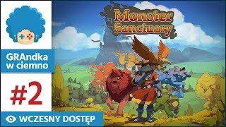 Monster Sanctuary PL #2 | EA | Poznajemy Starego Buraka