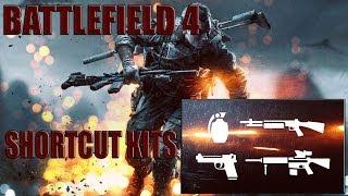 [BF4] New Shortcut Kits! | DMRs + Handguns | Tutorial + New Info!