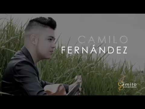 No Vuelvas A Mi - Camilo Fernández (Video Lyric Oficial)