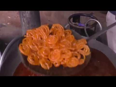Halwai Making Perfect Jalebi street Haryana Jilebi Best Indian Street Food Amazing Funnel Sugar Cake