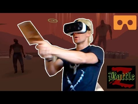 Best Google Cardboard VR Game Multiplayer Co-op