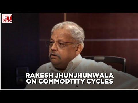 Rakesh Jhunjhunwala on commodity markets; says, 'Steel stocks are completely undervalued'