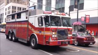 SPECTACULAR, EXTENSIVE, ACTION FILLED ALL TIME CHRISTMAS SPECIAL FDNY SERIOUS AIR HORN USAGE VIDEO.