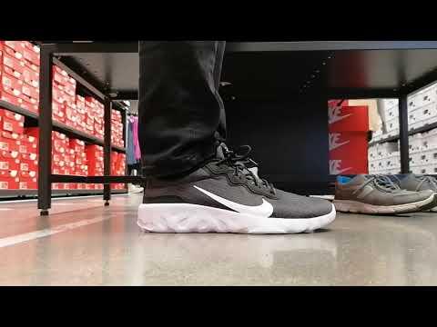 Nike Explore Strada REVIEW & ON-FEET Test (Black & White)