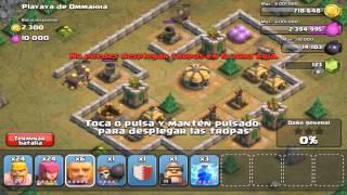 Campaña de duendes 24 - Mundo Clash of Clans #127